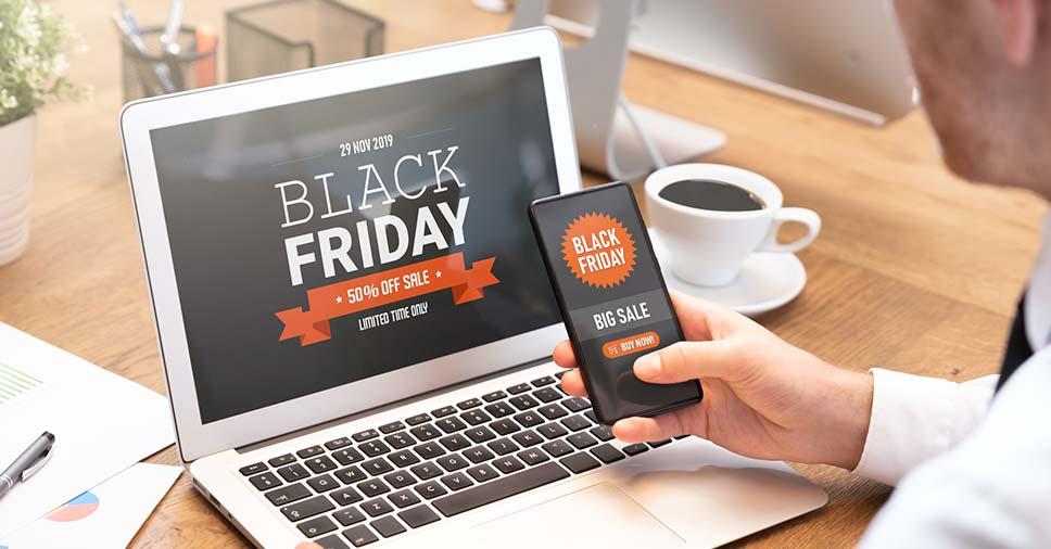 Saia na frente! Veja as melhores formas de divulgar promoções de Black Friday